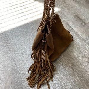 Yves Saint Laurent Emmanuelle Bucket Bag